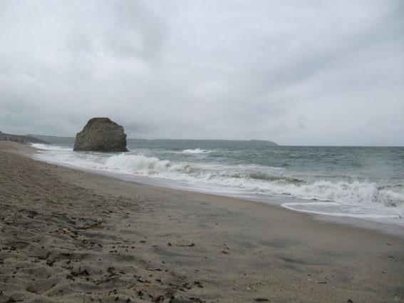 zuid engeland strand